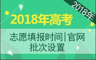 2018年各省市高考志愿填报时间|官网汇总