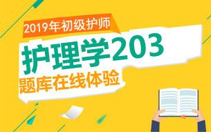 2019版护理学护师考试宝典下载(专业代码:203)