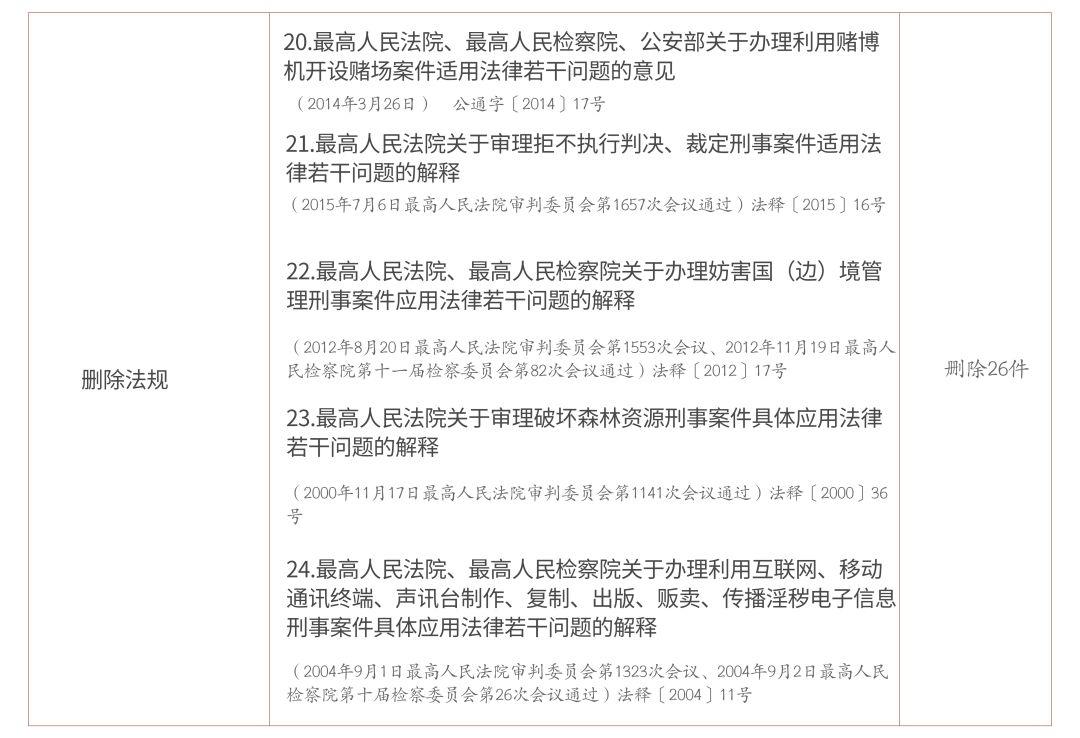 刑法大纲改革五