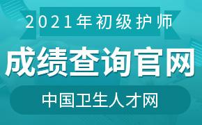 2021年初级护师成绩查询入口中国卫生人才网