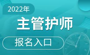 中国卫生人才网2022年主管护师报名入口