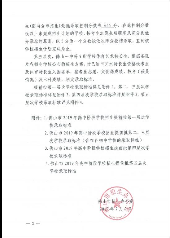 2019年广东佛山市中考高中高中提前批录取分海口学校校徽图片